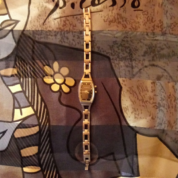 Fossil Accessories - Stainless steel fossil watch